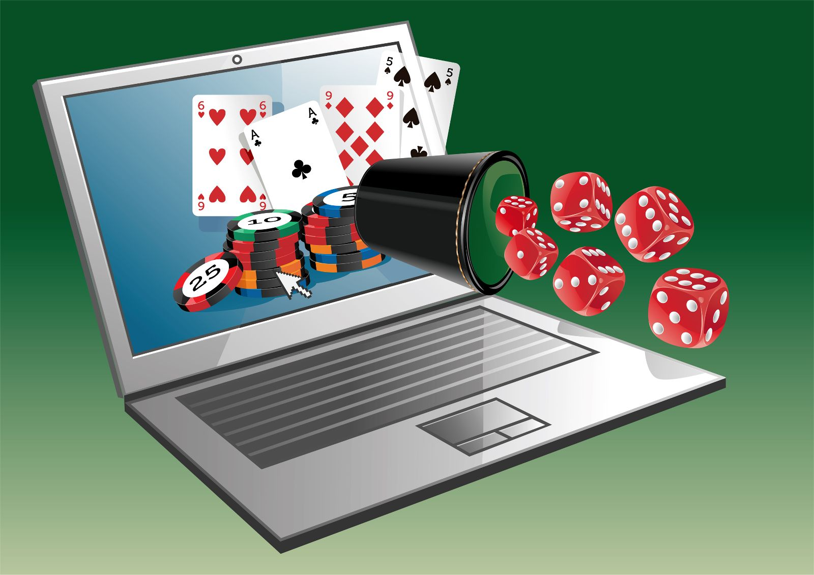 An internet gambling casinos near freeport il